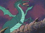 Mother-dragon