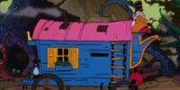 Doctor Drome's Wagon