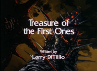 Treasures of the First Ones