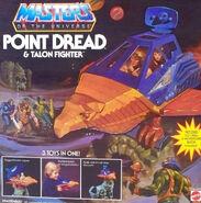 Point Dread & Talon Fighter