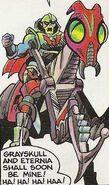 Mantisaur-minicomics