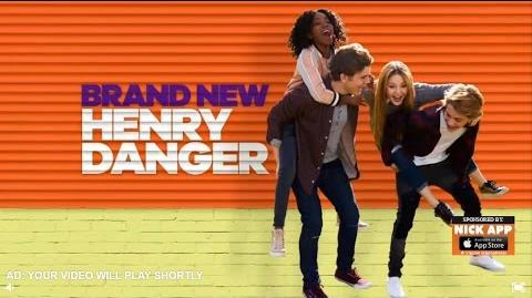 "Henry Danger - ""License to Fly"" Official Promo"