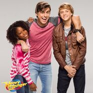Henry Danger Season 2 Group Photo