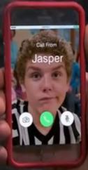 HD 2x15 Jasper contact picture close up