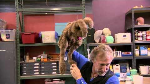 Dick and Dom meet Brian Henson on CBBC Appsolute Genius