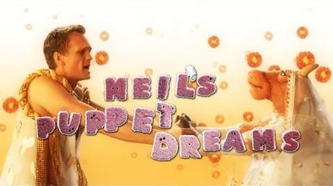 NEIL PATRICK HARRIS dreams BOLLYWOOD - Neil's Puppet Dreams - SEASON FINALE