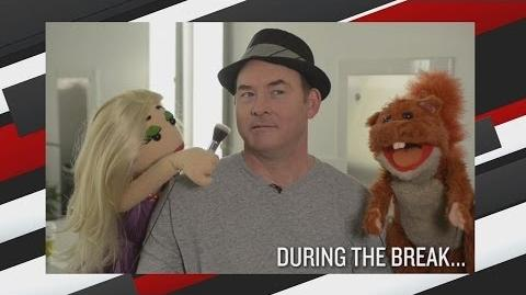 NYSU S02E16 David Koechner thought Twitter was a food blog