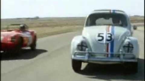 The Love Bug - Herbie - Trailer