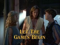 Games begin title