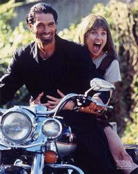Lucy and kevin bike