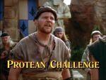 Protean challenge title