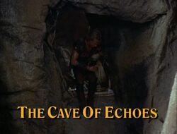 Cave of echoes title