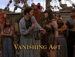 Vanishing Act TITLE
