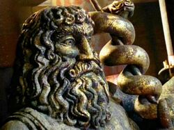 Statue of Asclepio