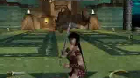 Xena Warrior Princess (PSX) - Final Stage