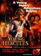 Nickelodeon Magazine November 1998 Young Hercules Advertisement