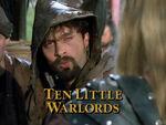Ten Little Warlords TITLE