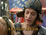 A Family Affair TITLE