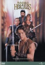 Young Hercules Cover