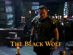 The Balck Wolf TITLE
