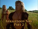 Armageddon 2 title