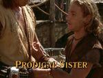 Prodigal sister title
