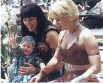 Xena-Gabrielle-and-baby-Eve-gabrielle-the-greek-amazon-queen-2937768-734-590