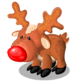 Rudolph, the Plushie
