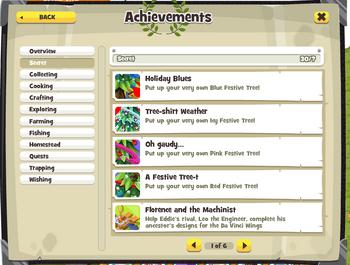 Secret Achievements