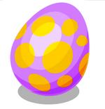 Wolpertinger Egg