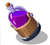 Halfday potion