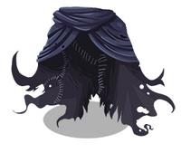 Ragged Cloak