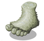 Big Bigfoot Foot