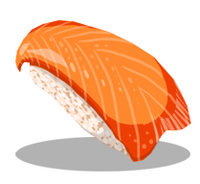Red Snapper Sushi