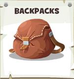 Bacpacks