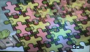 Duck bill puzzle mode