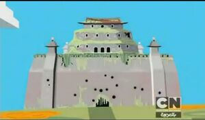 Pandaffe Castle