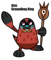 Groundhog King