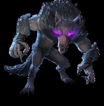 HeroDefense Creeps Wolf 01