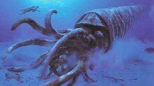 Cameroceras Sea Monsters