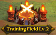 Building-heroes-camp-training-field