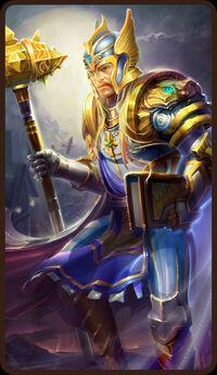 Hero-cleric