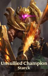 Hero-unsullied-champion