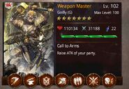 WeaponMaster t6 overleved