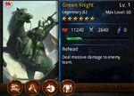 Green Knight Tier 1