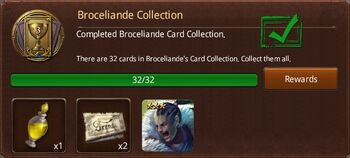 Broceliand collection