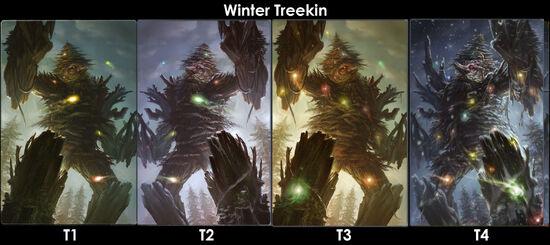 Wintertreekinevo
