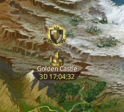 Golden Castle.