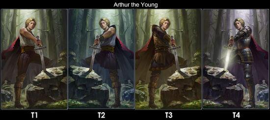 ArthurtheYoungevo