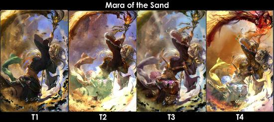 Mara Of The Sand